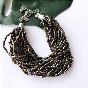 Premier Design // Chocolate Kiss Beaded Bracelet